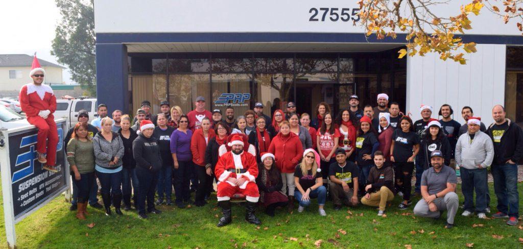 The PRP Team. December 2016