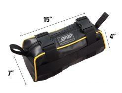 PRP Baja Bag Measurements