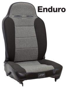 Enduro Reclining suspension seat