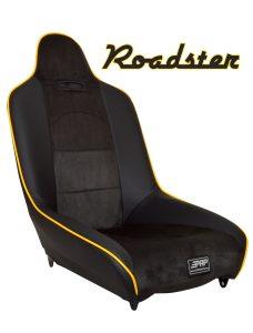 Roadster high back suspension seat