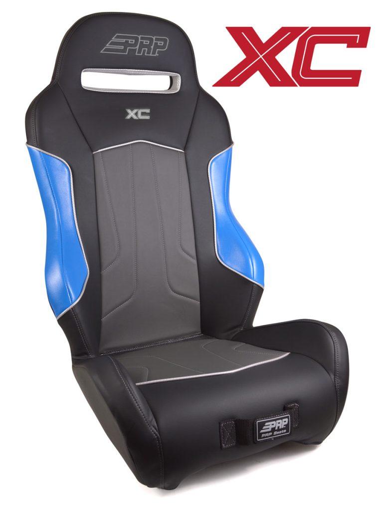 Prp seats announces the new xc suspension seat polaris for Europe garage seat