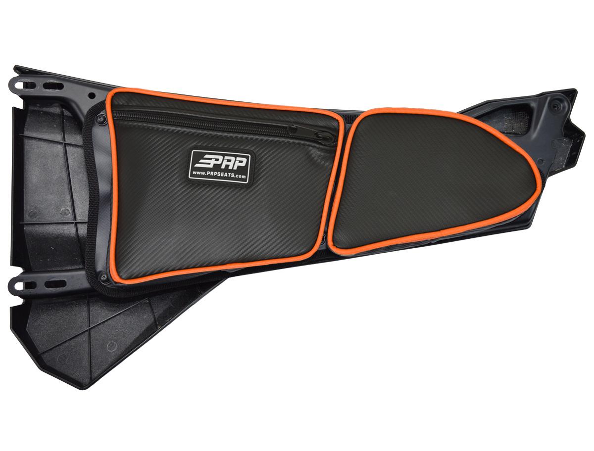 Rzr Stock Door Bag With Knee Pad Prp Seats