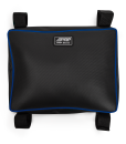 Yamaha Wolverine Overhead Bag with blue piping