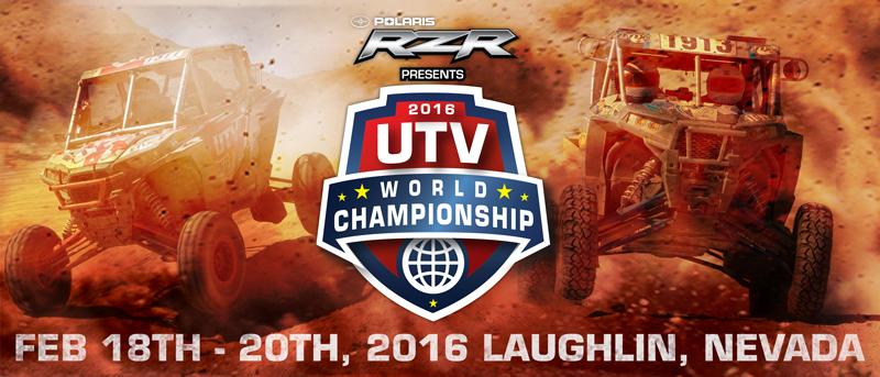 Polaris RZR UTV World Championship