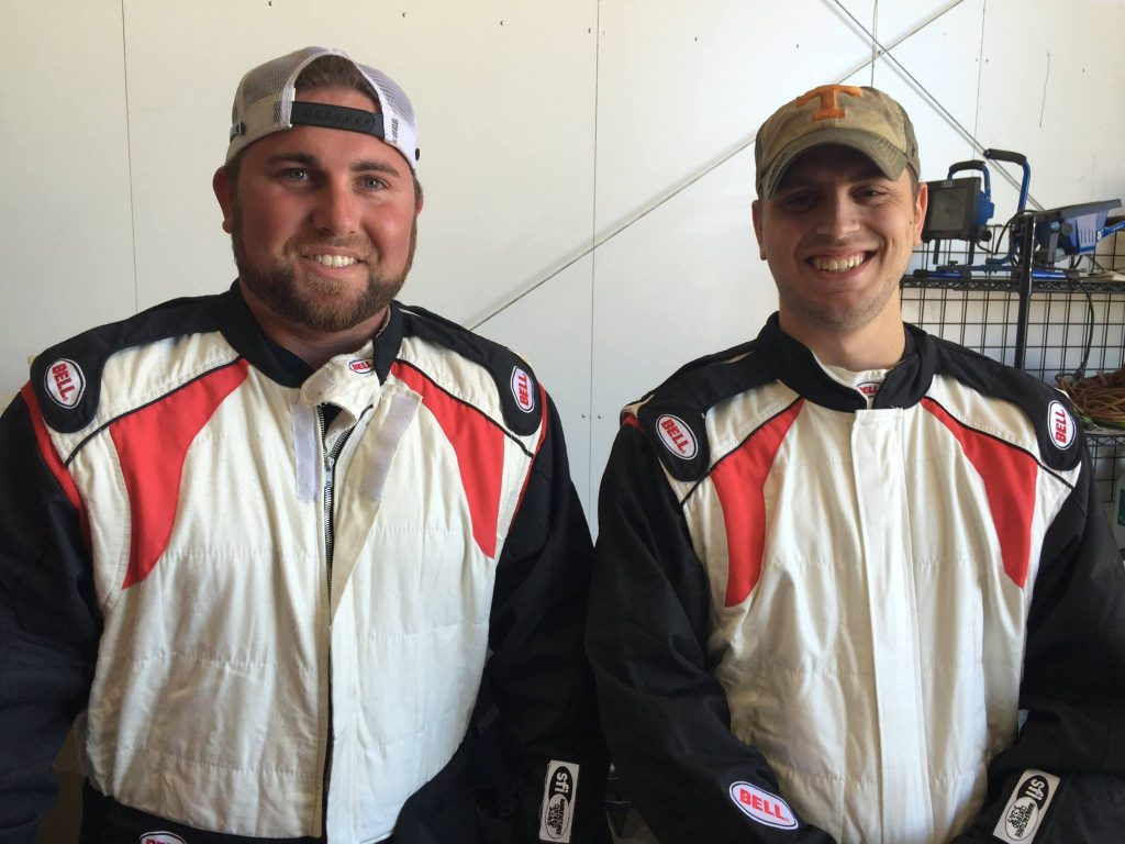 The wounded veterans participating in this years Mint 400