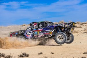 Race for the Wounded at the Mint 400