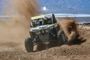 Mitch Guthrie Jr. takes on his first Mint 400