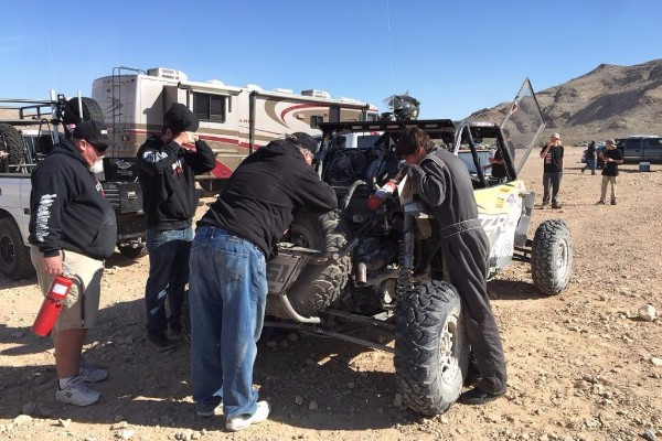 Trying to find the problem before calling the Mint 400