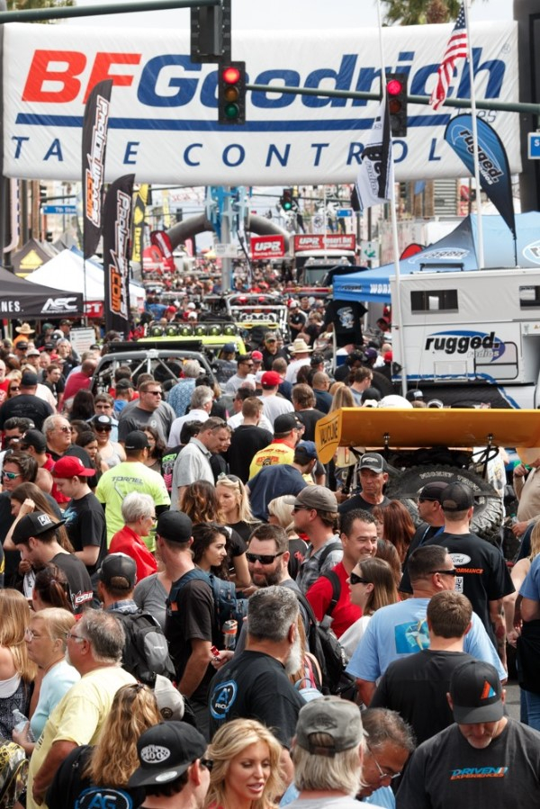 Contingency Day at the 2016 Mint 400
