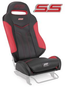 SS Slingshot Seat with Logo