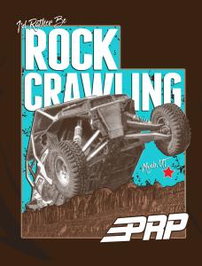 Moab Rock Crawling Tee Back