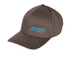 PRP_Logo_Hat_Gray_Front