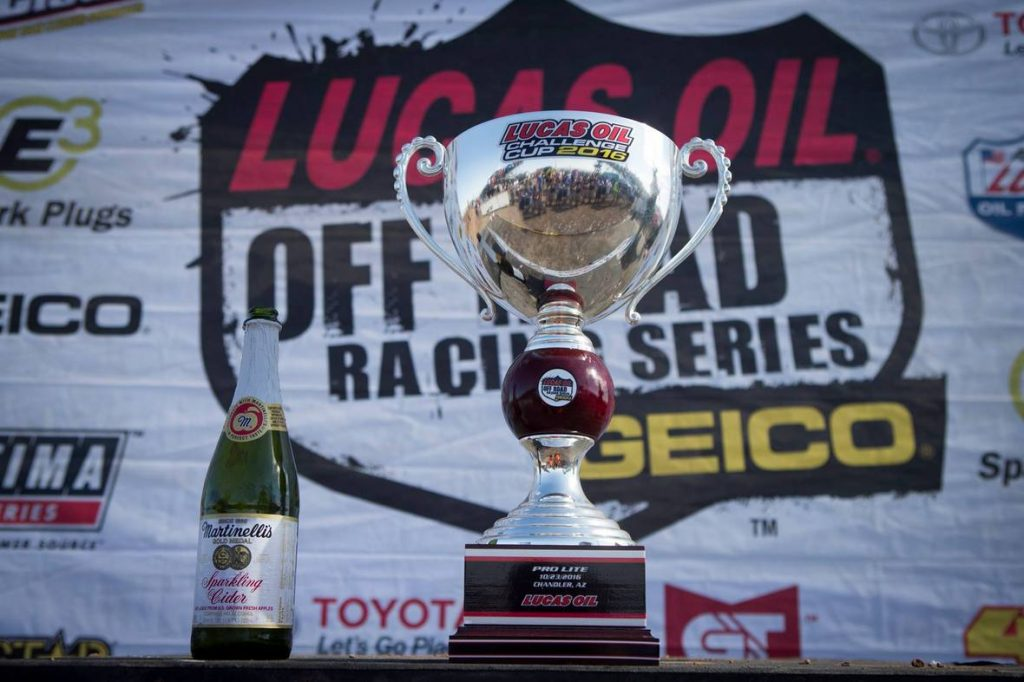 The 2016 Lucas Oil Off-Road Racing Pro Lite Challenge Cup