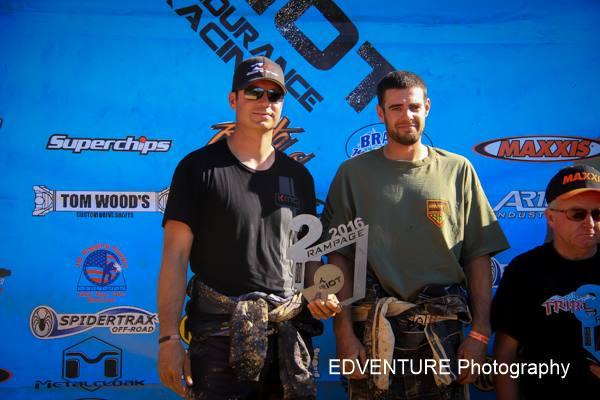 Derek West takes 2nd at Dirt Riot Nationals, Bridgeport, TX