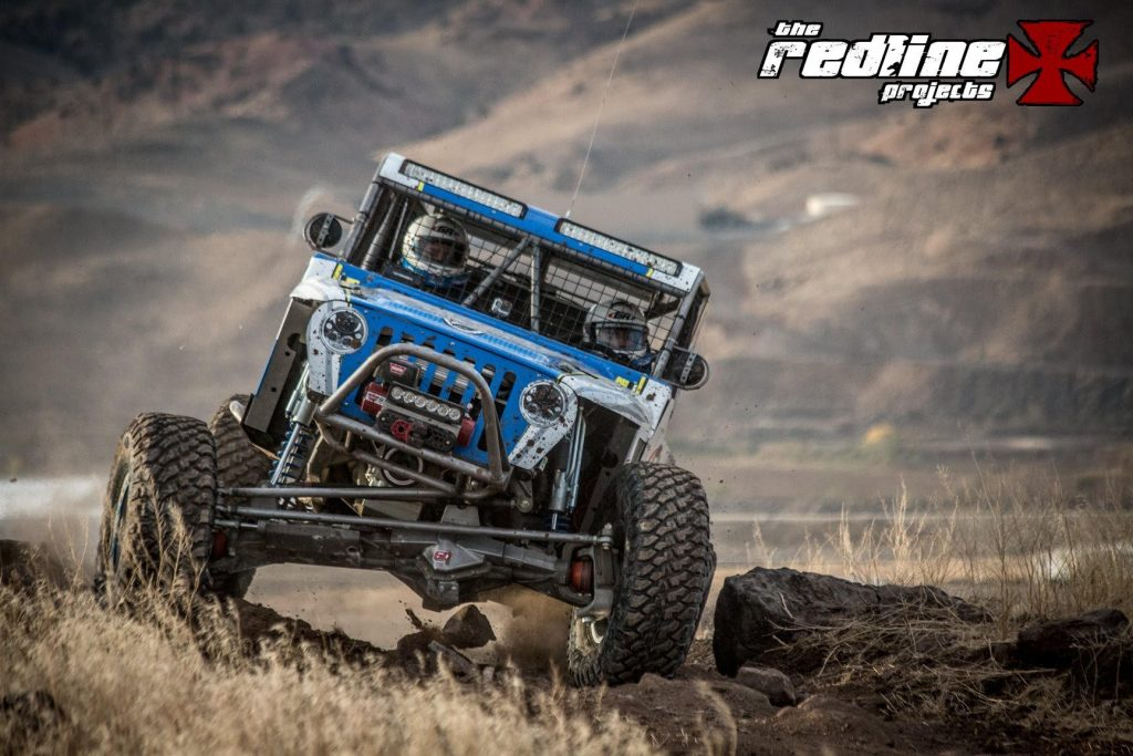 Jordan Pellegrino and Team GenRight at the Ultra4 Nationals