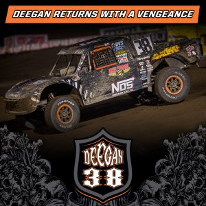 Brian Deegan Returns To The LOORRS Series With A Vengeance
