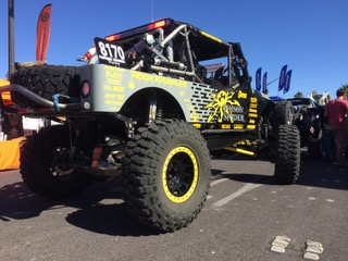 Proving Grounds racing lines up at the Mint 400