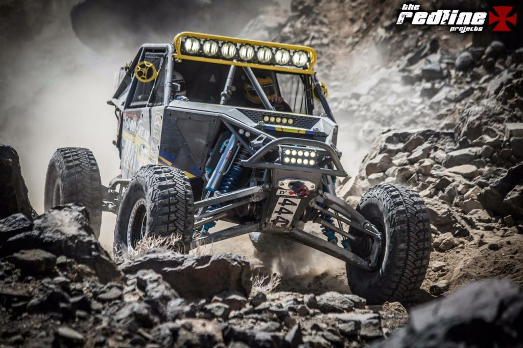 Dsquared competes at King of the Hammers