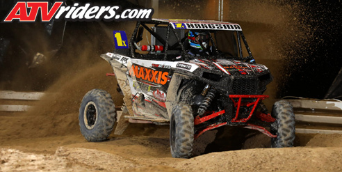 Maxxis' David Haagsma raced to a conservative 4th place finish, which keeps him in firm control of the points lead