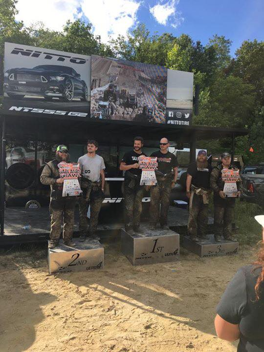 CGYS Motorsports wins second an gets to the podium at Ultra4 East Round 2 Badlands
