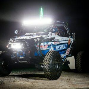 Rancho Racing's XP 1000 Best in the Desert Car