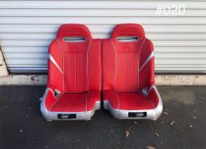 RZR GTSE 50/50 Bench Seat