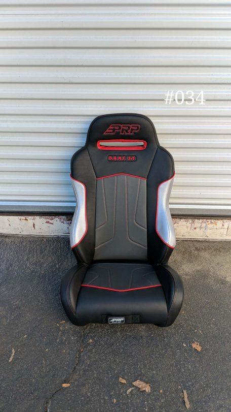 RZR 1000 XC Extra Wide Seats
