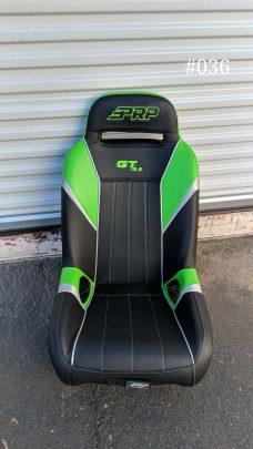 RZR 1000 GTSE Single Seat