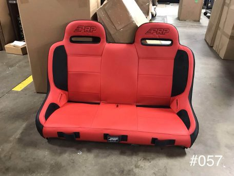 Jeep JK or custom vehicle 47 inch wide bench with heated seatas in Warehouse Deals