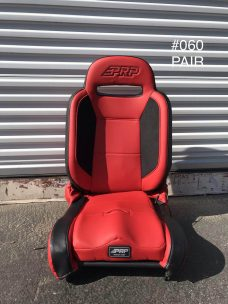 Daily Driver Enduro Elite Red Seat in Warehouse Deals