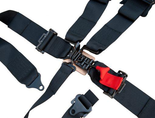 PRP 5.2 Harness all black hardware