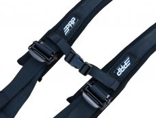 PRP 5.2 Harness black easy adjusters and removable sternum strap