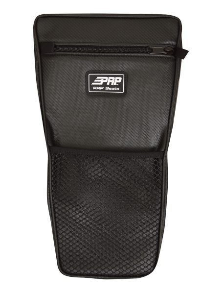 XP 1000 Center Bag with Carbon Fiber Black Piping