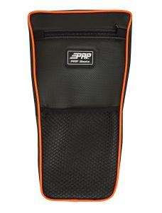 XP 1000 Center Bag with Carbon Fiber Orange Piping