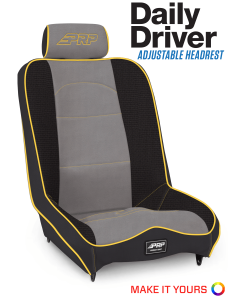 Daily Driver Adjustable Seat