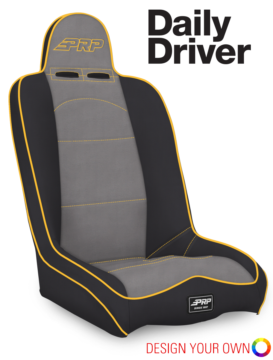 Daily Driver | PRP Seats