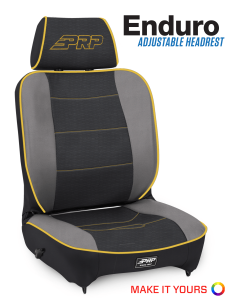 Enduro Adjustable Seat
