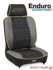 Enduro Adjustable Seat