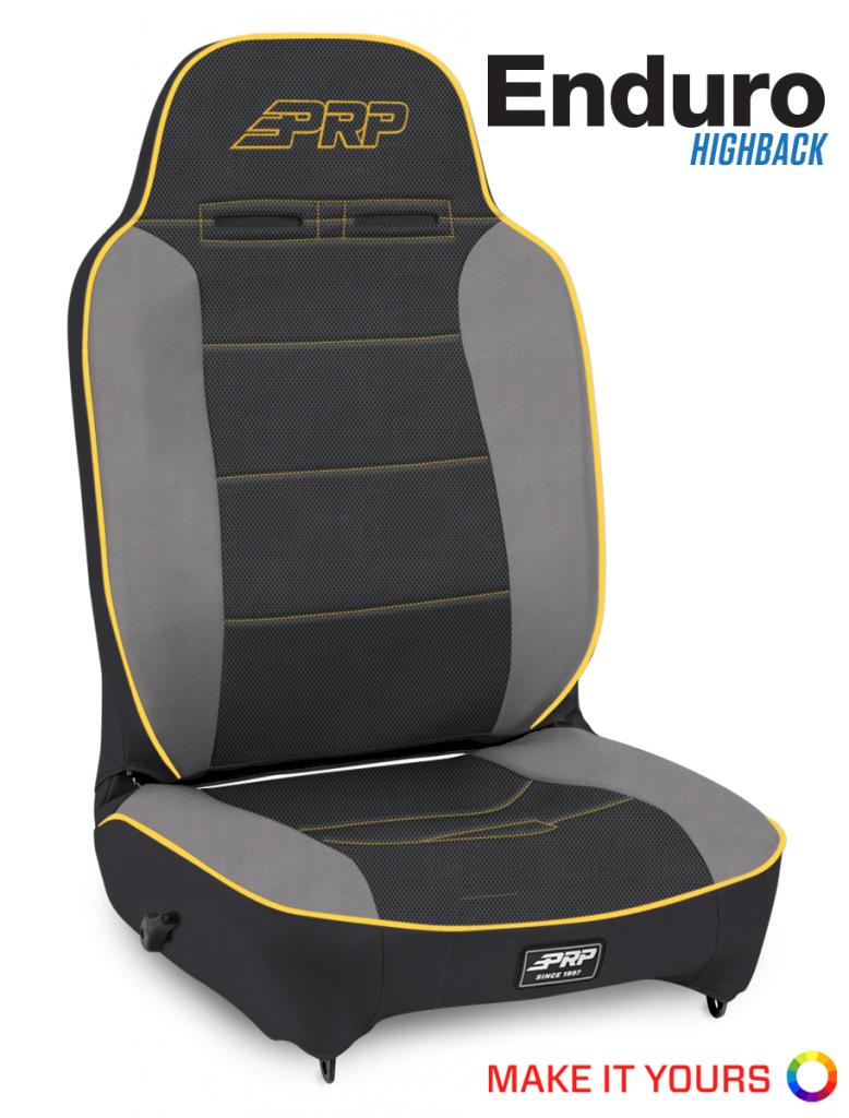 Enduro Highback Seat