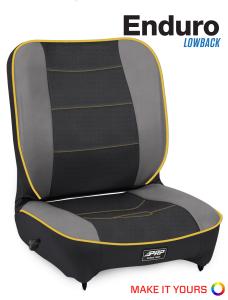 Enduro Lowback Seat