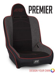 Premier High Back Suspension Seat