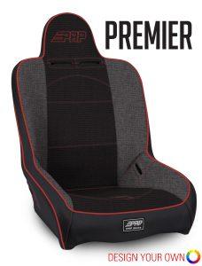 Premier High Back Suspension Seat
