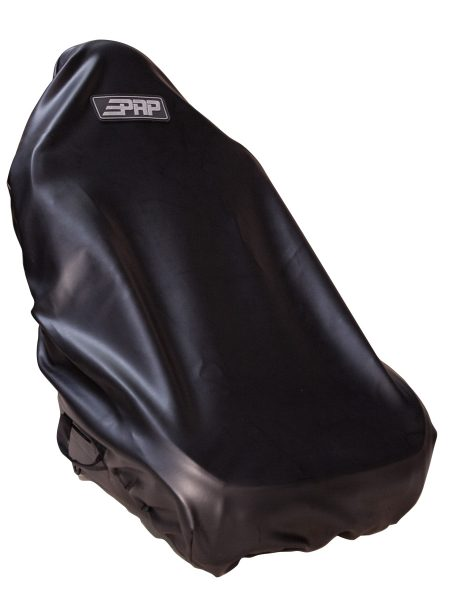 Vinyl protective seat cover