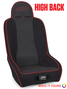 RZR High Back Make It Yours Image