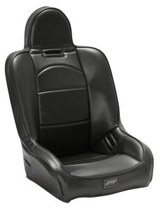 teryx high back suspension seat in all black