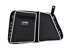 XP 1000 Rear Driver Side Door Bag White