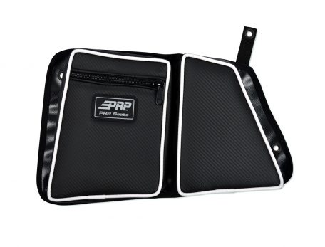 XP 1000 Rear Driver Side Door Bag White
