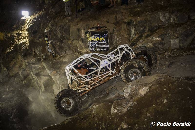 CJ Bynum's Venom Buggy at the King of the Hammers Backdoor Shootout