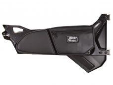 RZR 900 trail stock door bag installed.