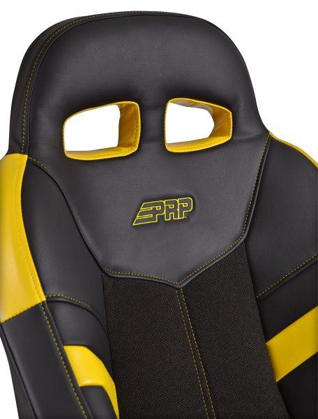 Deegan38 Comp UTV Headrest Closeup